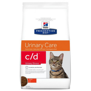 Hills Fel. C/D Dry Urinary Stress 400 g