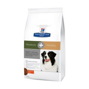 Hills Canine Dry Adult Metabolic+Mobility 12 kg