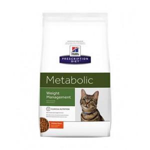 Hills Feline Dry Adult Metabolic 4 kg