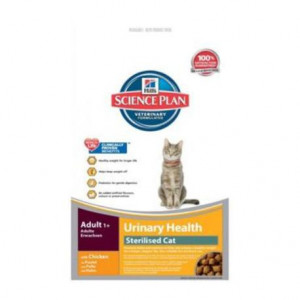 Hills Feline Dry Adult Urinary Sterilised Ch. 1,5 kg