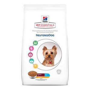 Hills Canine VetEssentials Dry Neutered Mini 1,5 kg