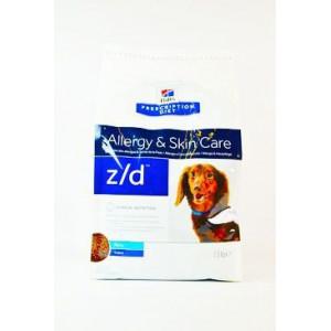 Hills Can. Z/D Ultra Alergen Free Dry Mini 1,5 kg