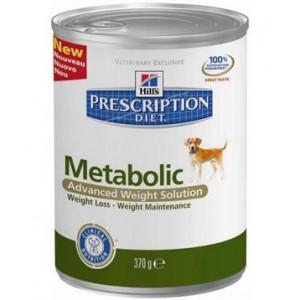 Hills Canine konz. Metabolic 370 g