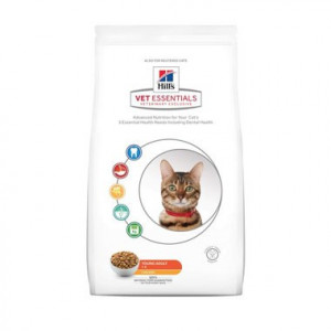 Hills Feline VetEssentials Dry Young Adult 6,5 kg