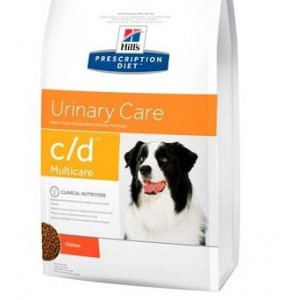 Hills Can. C/D Dry Multicare 12 kg