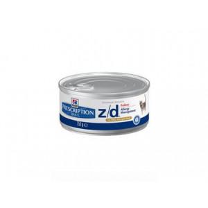 Hills Fel. Z/D konz. Ultra Allergen Free 156 g