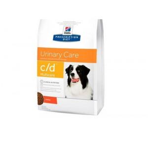 Hills Can. C/D Dry Multicare 2 kg