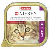 Paštika BEAPHAR Renální dieta pro kočky s jehněčím 100g