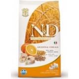 N&D LG DOG Adult Codfish & Orange 800 g