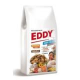 EDDY Adult Large Breed  polštářky s jehněčím 8 kg