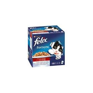 Felix cat kapsičky Multipack mas.výběr v želé 24 x 100 g