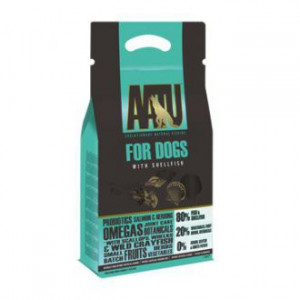 AATU Dog 80/20 Fish w Shellfish 1,5 kg