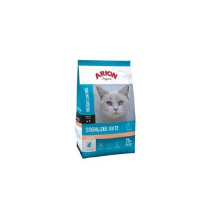 Arion Cat Original Sterilized Salmon 2 kg
