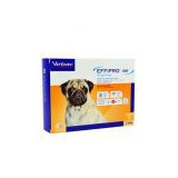 Effipro DUO Dog S (2-10kg) 67/20 mg, 4x0,67 ml